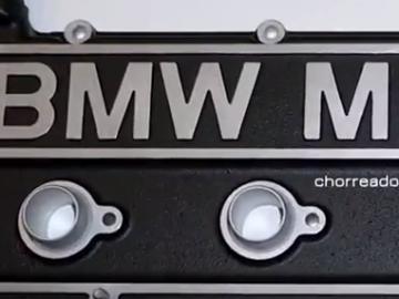 BMW M3 Tapa de balancines
